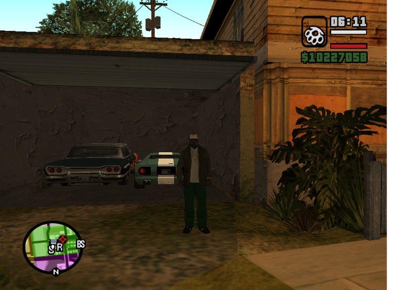 GTA San Andreas Sweet's Girl GTA SA Save Game Mod