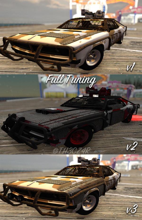 GTA San Andreas Tampa Armado DLC GunRunning Mod - GTAinside com