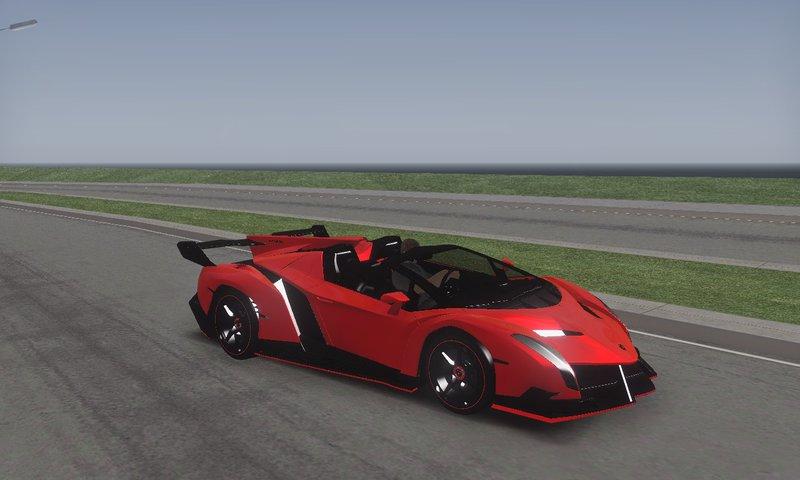 ... Lamborghini Veneno Roadster V.1