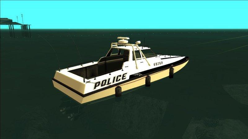 GTA San Andreas GTA V Police Predator Mod - GTAinside com