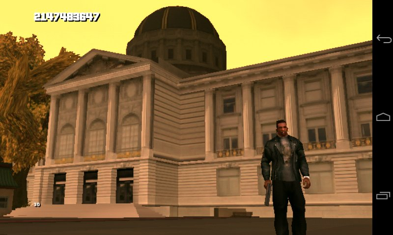 GTA San Andreas Raccoon City For Android Mod - GTAinside com