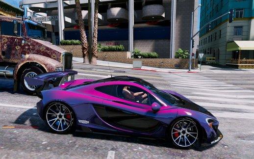 GTA 5 McLaren - Mods and Downloads - GTAinside.com
