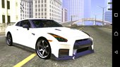 Nissan GT-R Nismo 2017 no txd for Android