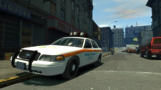 Ford Crown Victoria CVPI 'Woolacombe Bay Park Control'
