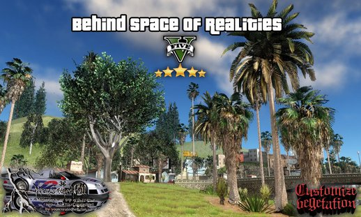 Behind Space Of Realities - Five Stars (C-FS-1)