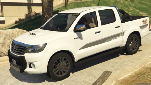 Toyota Hilux Limited Edition 2015