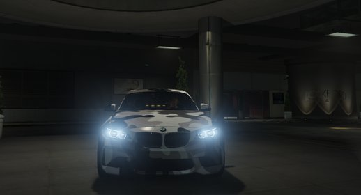 2016 BMW M2 Camouflage Edition [Replace]