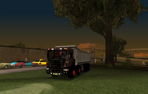 Scania Truck ETS 4