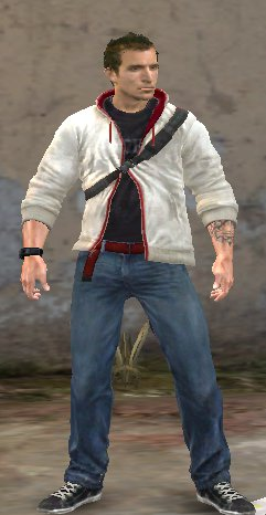Desmond Miles updated