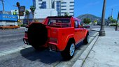 Lamborghini LM002 (Add-on/Remplace)