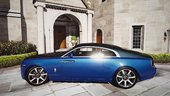 Rolls-Royce Wraith [Add-On / Replace | Animated]