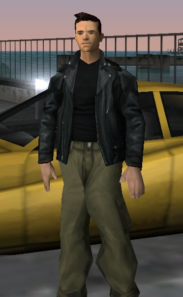 GTA SA Claude Speed