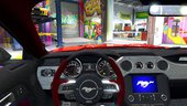Ford Mustang GT 2015 [Add-On / Replace / Animated | Template] 1.0a