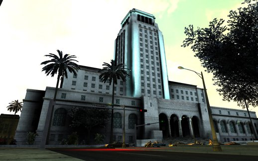 GTA V Los Santos City Hall [v2]