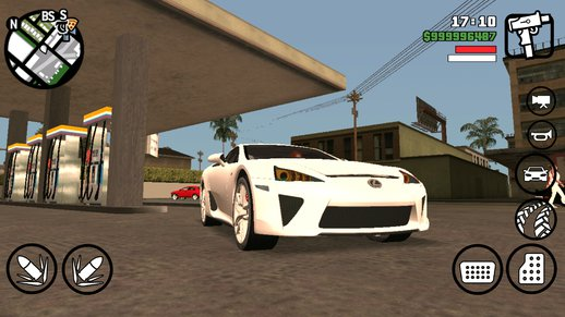 Lexus LFA For Android