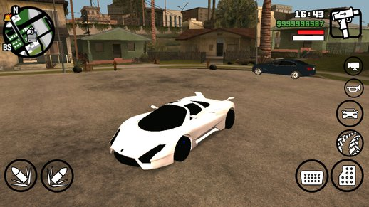 SSC Tuatara ( no txd ) for Android