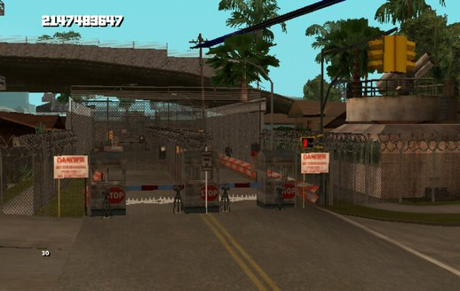 New Grove Street Base War For Android