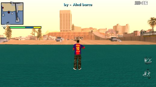 Walking In Water For Android