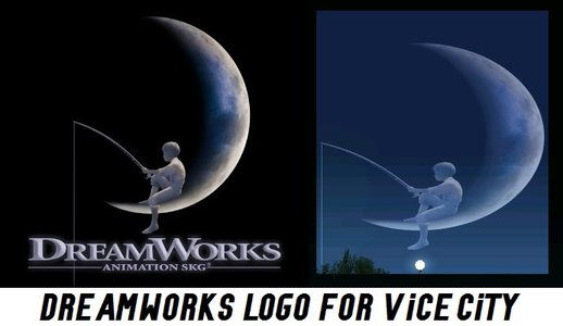 DreamWorks Moon 3D