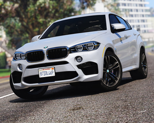 2016 BMW X6M (F16) [Add-On | Tuning | Template] 1.0