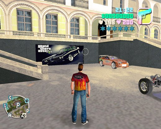 New Tommy Vercetti Mansion Mod