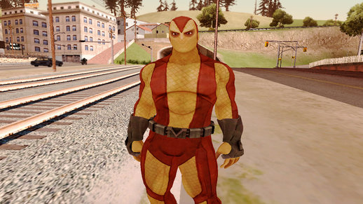Marvel Heroes - Shocker (Visual Update)