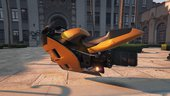 Turbo Hoverbike [Add-On/replace]