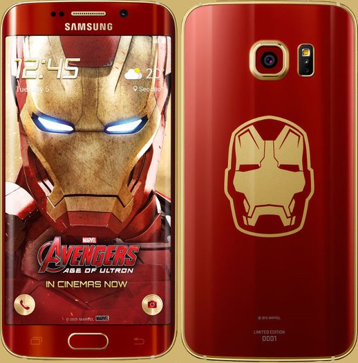 Galaxy S6 Ironman Limited Edition