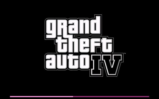 GTA IV Loading Screen For Vice City
