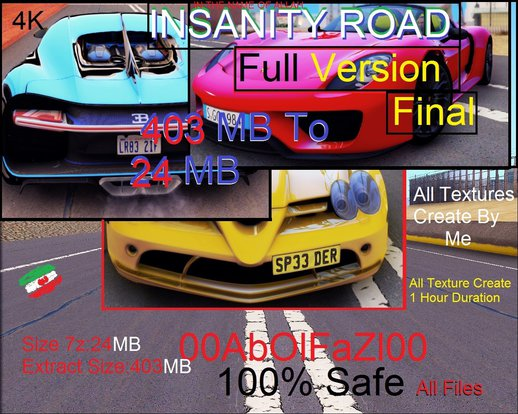 INSANITY Road*Full Version*[FINAL]
