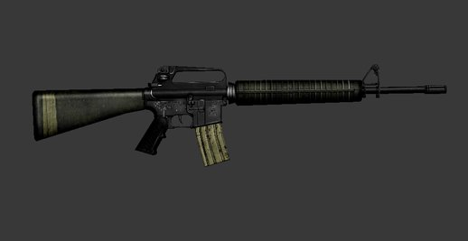 M16A2 Assault Rifle V2