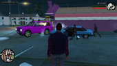Gangs Drive-by Kills Random Peds