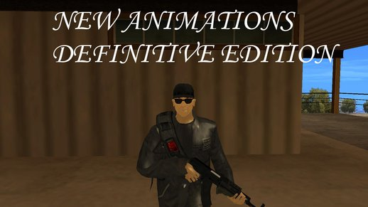 New Animations Definitive Edition