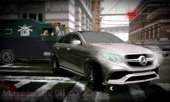 Mercedes-Benz GLE-63 2016 no txd for Android