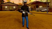 COD AW Marine Dress Uniform Cormack