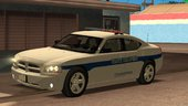 2010 Dodge Charger San Andreas State Troopers