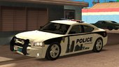 2010 Dodge Charger Los Santos Police Department