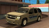 2010 Chevy Tahoe Bayside Police Department