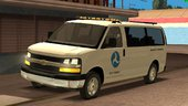 2010 Chevy Express San Andreas DOT