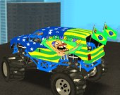 Monster Car HueBr ( The Liberator)