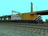 GTA 5 Freight Train Union Pacific