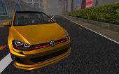 Volkswagen Golf 7R Turkish Airlines