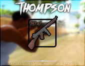 Thompson M1A1 'Converted'