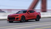 Chevrolet Camaro ZL1 2017 [Add-on/Replace|Template|Animated]1.3