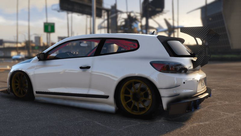 gta   volkswagen scirocco modify add  tuning mod gtainsidecom