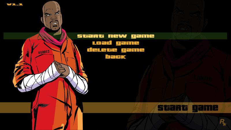 GTA 3 GTA 3 Menu Mod (GTA V Style Loading Screens) Mod - GTAinside com