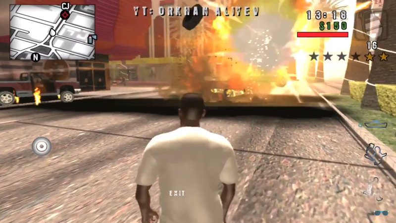 GTA San Andreas Insanity Effects For Android (no Import) Mod