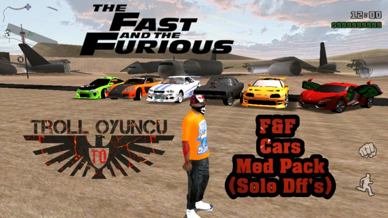 gta fast and furious mod free download for pc