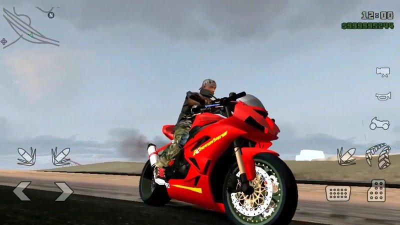 Motorbike Solo