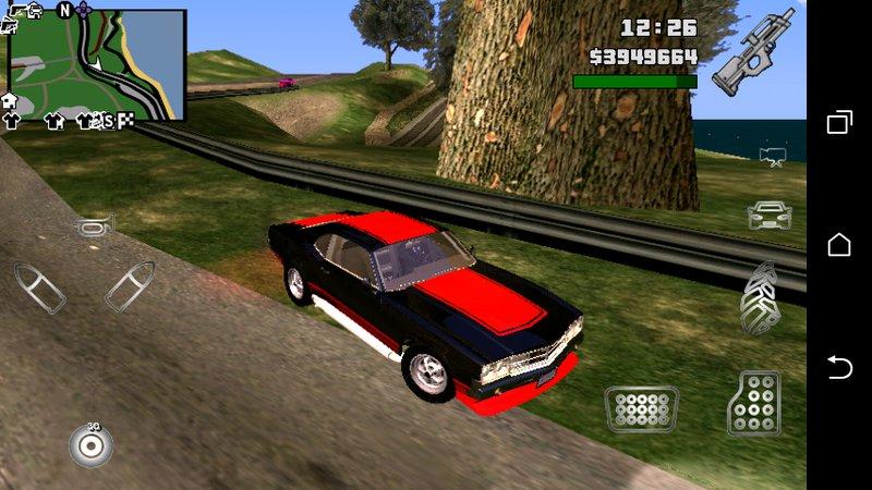 GTA V Declasse Sabre GT